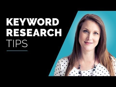 Niche Research 3: Keyword Research Tips