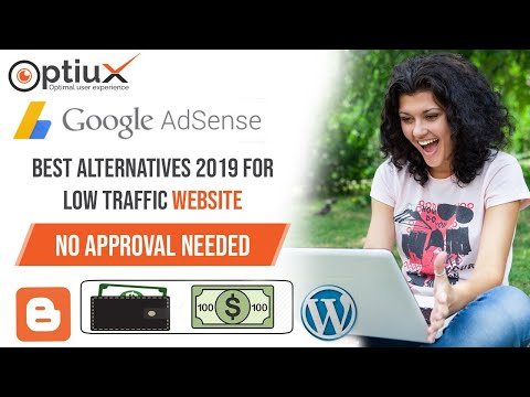 Top 10 Adsense Alternatives for Low Traffic Website 2019 – 2020 | No Approval Needed