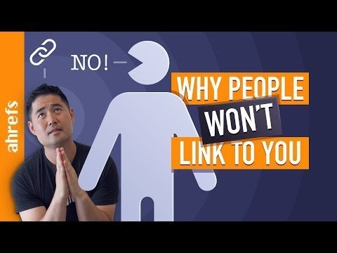 Why You're Not Getting Backlinks and How to Change That