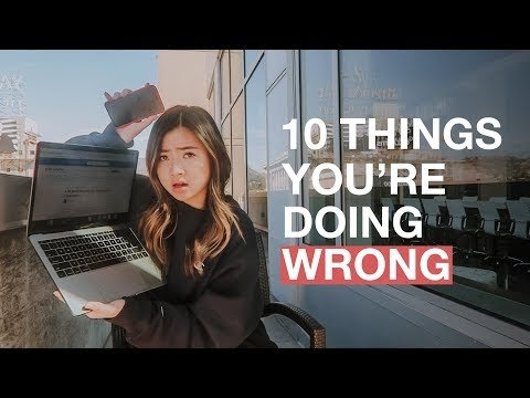 10 Mistakes With EVERY Content Marketing Strategy ( + How to Avoid Them! )